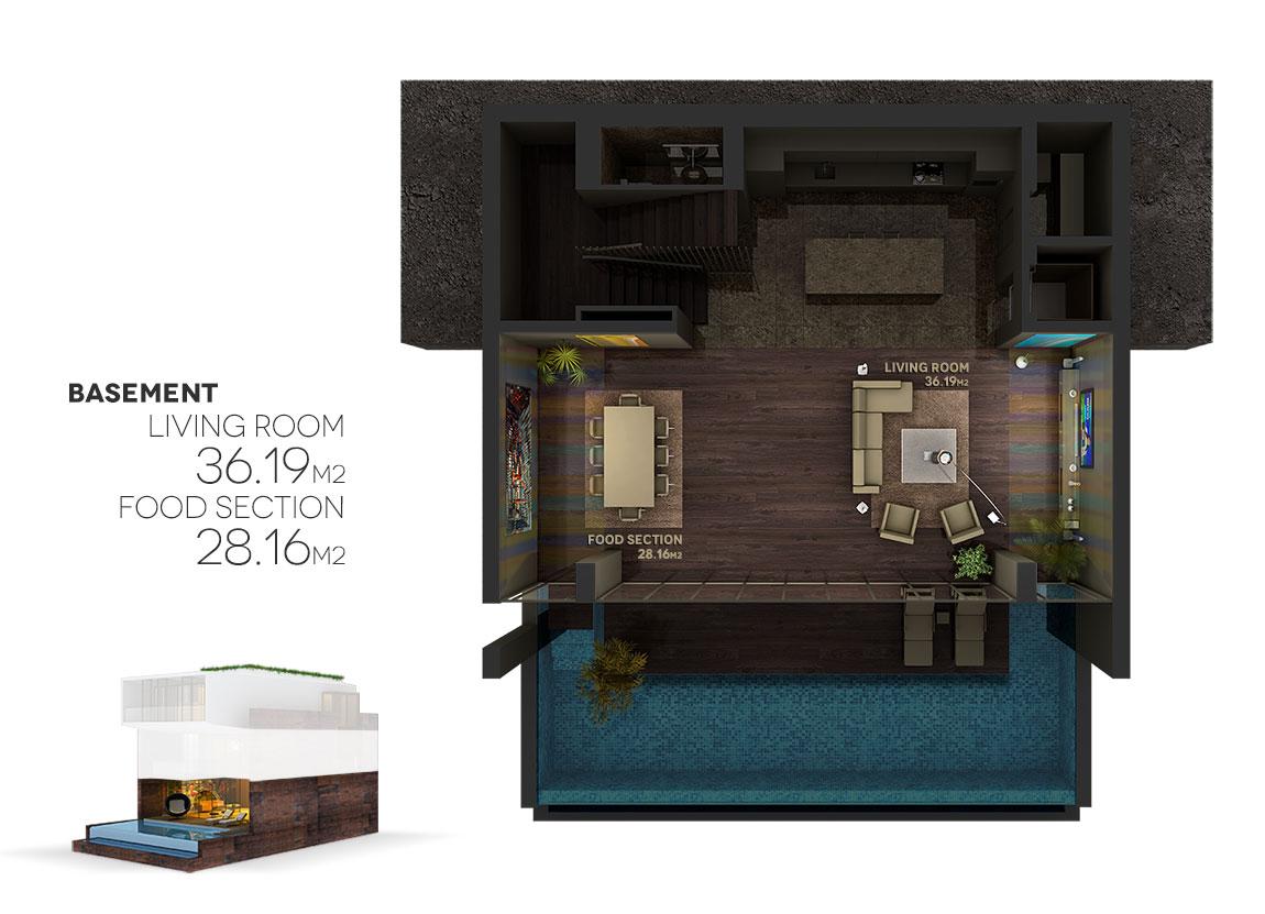 kalkanaltesvillas-basement-plan-livigroom